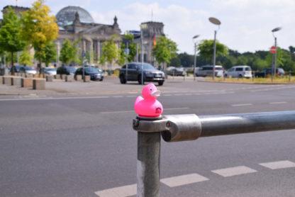 Living in Berlin Maskottchen